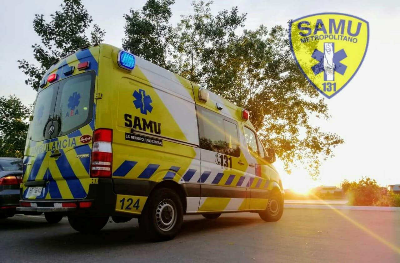 Orientación al Puesto de Trabajo Conductor SAMU V2