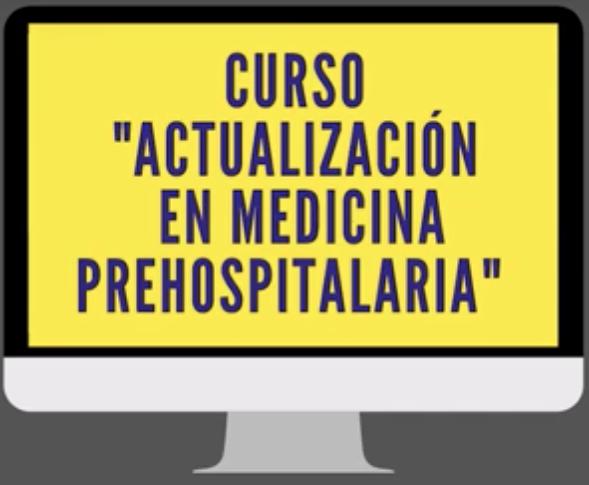 Actualización en Medicina Prehospitalaria 2021
